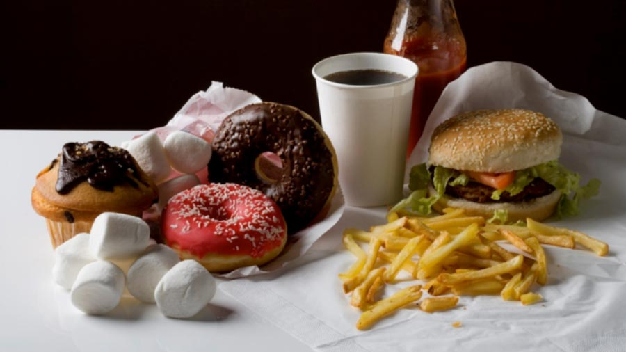 Alimentos con alto índice glucémico