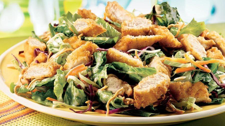 ¿Sabías que las ensaladas pueden engordar?