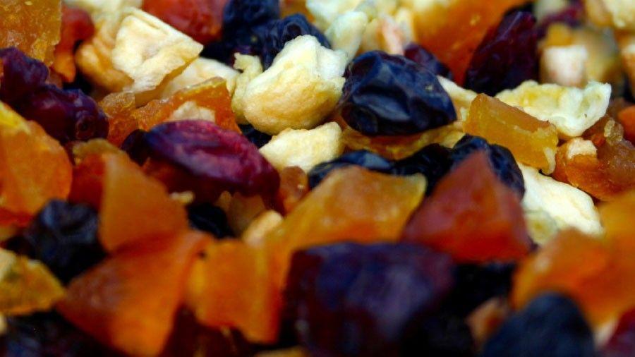 Baja de peso con snacks saludables