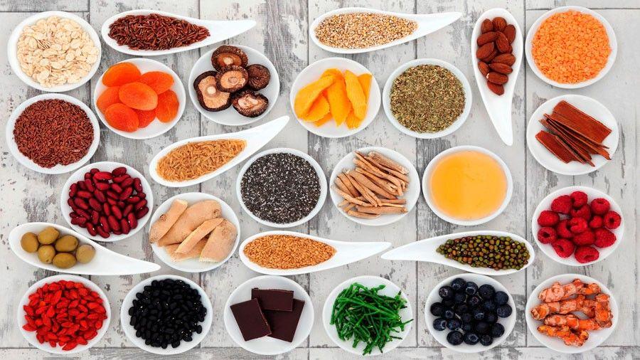 Los súper alimentos para una persona con diabetes