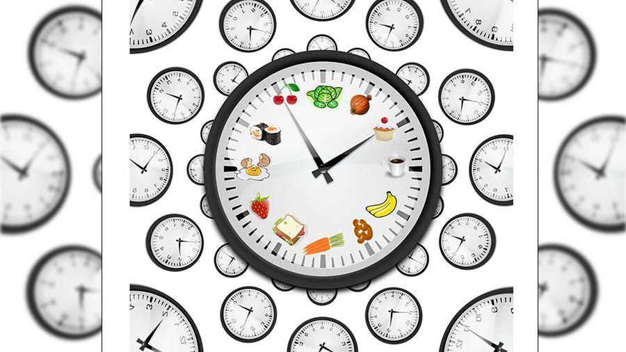 ¿Cuán importante es el horario de las comidas para cuidar la salud?