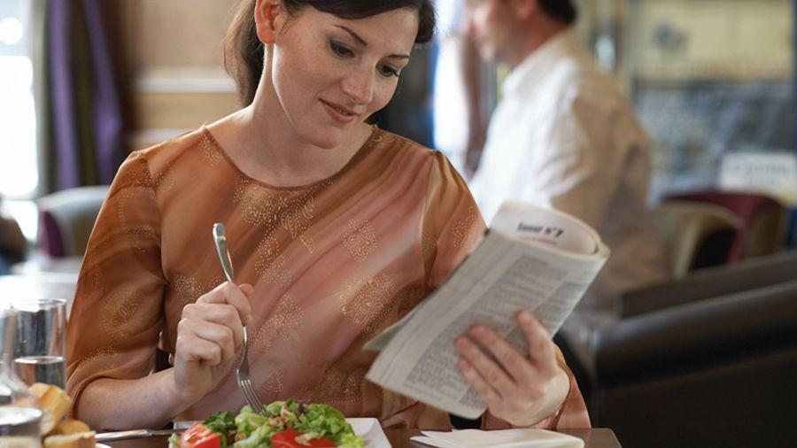 Aprende a comer sano fuera de casa si tienes diabetes