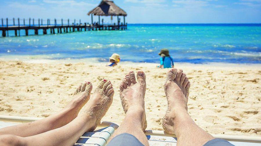 Playas mexicanas son aptas para uso recreativo