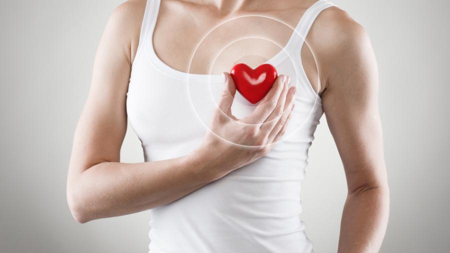 El corazón femenino y sus síntomas de alerta