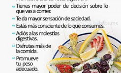 Beneficios de comer despacio